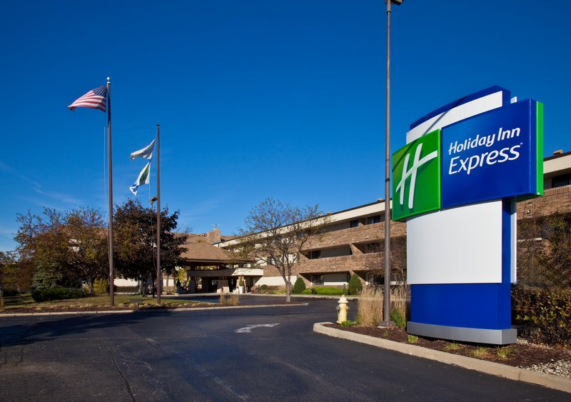 Holiday Inn Express CHICAGO-ARLINGTON HEIGHTS