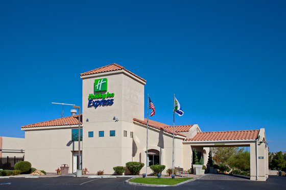 Holiday Inn Express BARSTOW-HISTORIC ROUTE 66