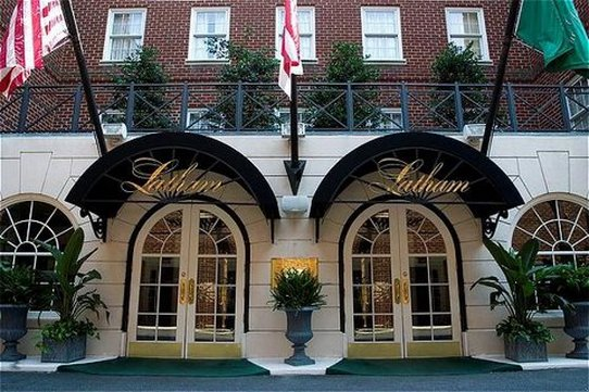 The Latham Hotel Washington