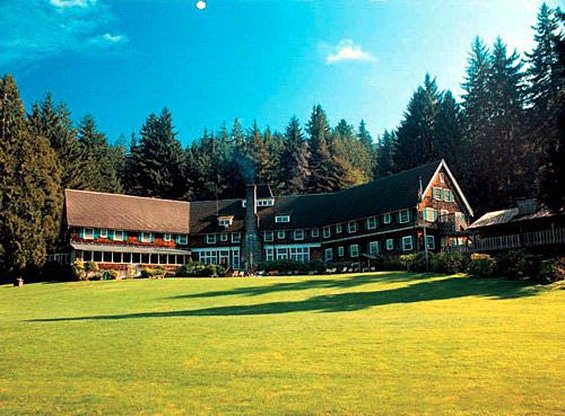 Lake Quinault Lodge