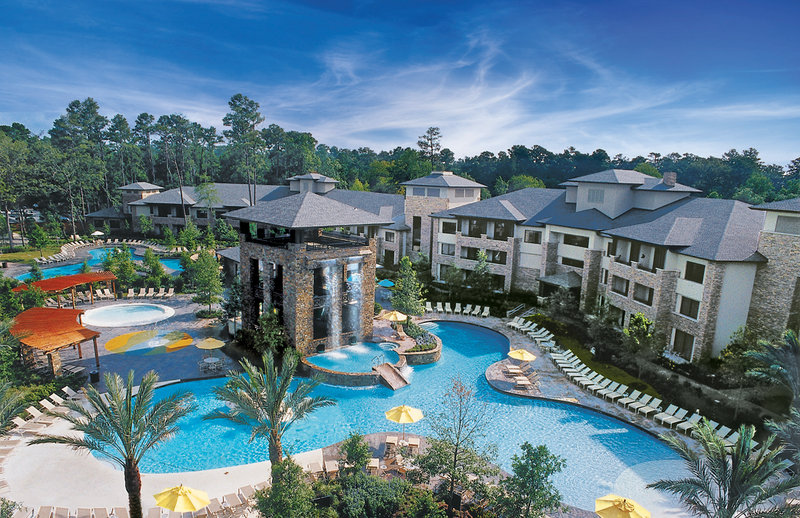 The Woodlands Resort And Conference Center