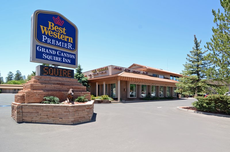 BEST WESTERN PREMIER Grand Canyon Squire Inn