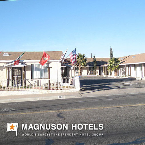 Route 66 Barstow Hotel