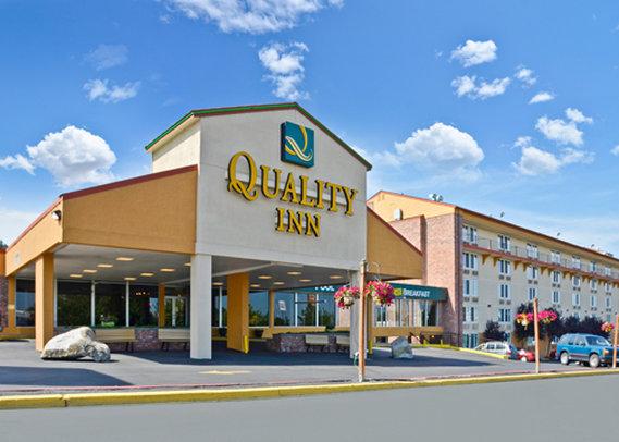 Quality Inn Downtown 4th Avenue