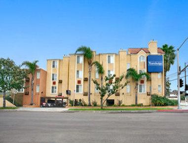 Travelodge Inn And Suites Gardena CA