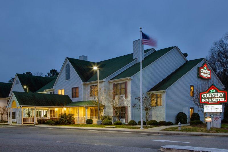 Country Inn & Suites By Carlson, Richmond I-95 South, VA