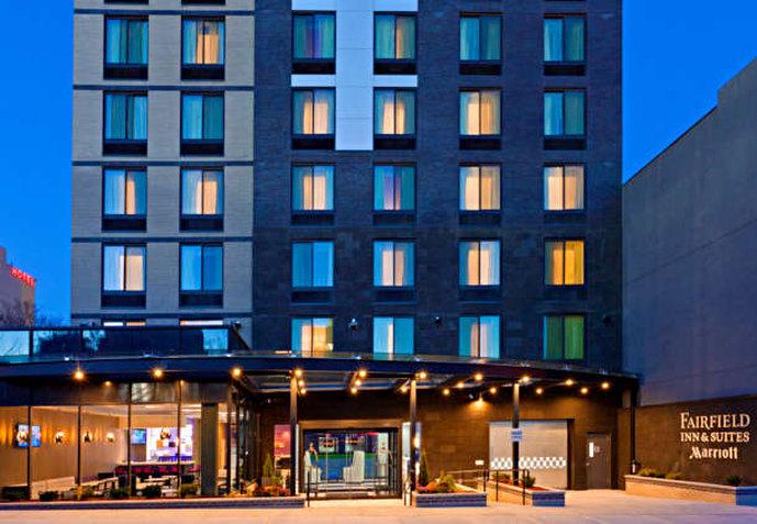 Fairfield Inn & Suites New York Queens/Queensboro Bridge