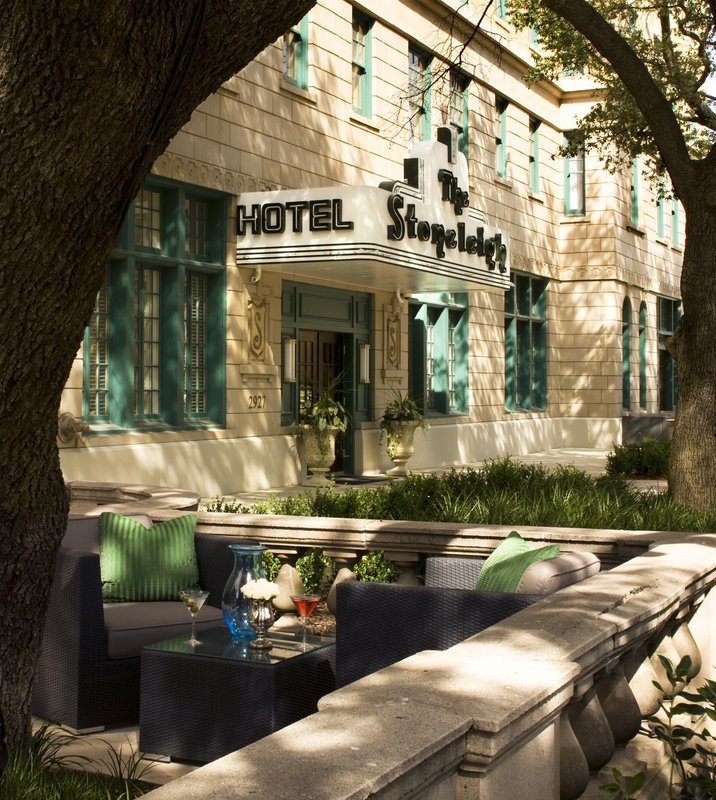 Le Meridien Dallas, The Stoneleigh