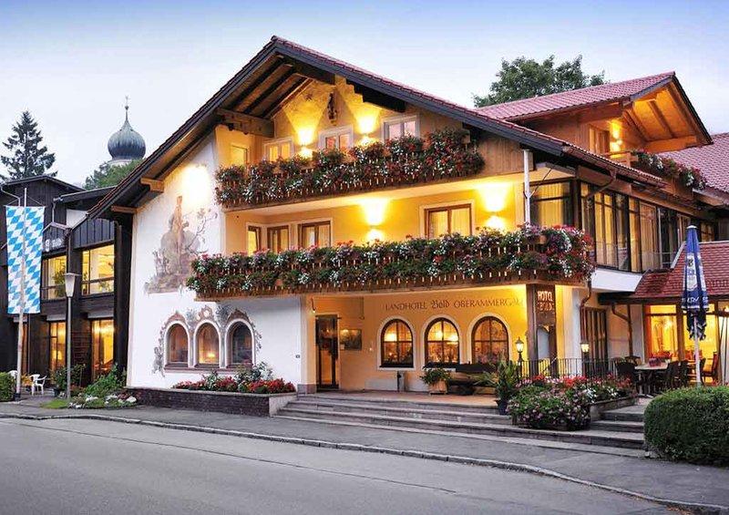 treff hotel alpina garmisch partenkirchen germany