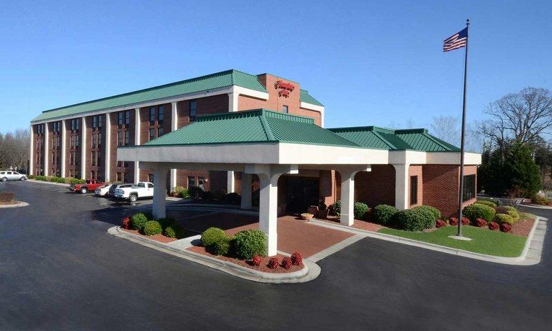 Hampton Inn High Point NC