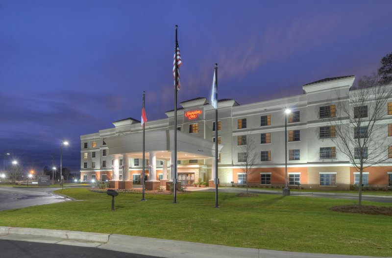Hampton Inn Columbus South Ft Benning GA