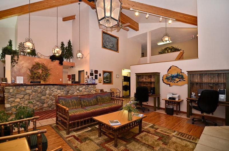 BEST WESTERN Sawtooth Inn & Suites