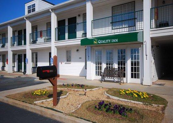 Quality Inn University Area