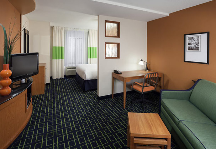 Fairfield Inn & Suites Kansas City Overland Park