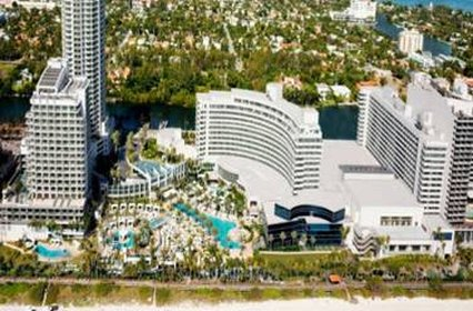 Jet Luxury At Fontainebleau Miami Beach