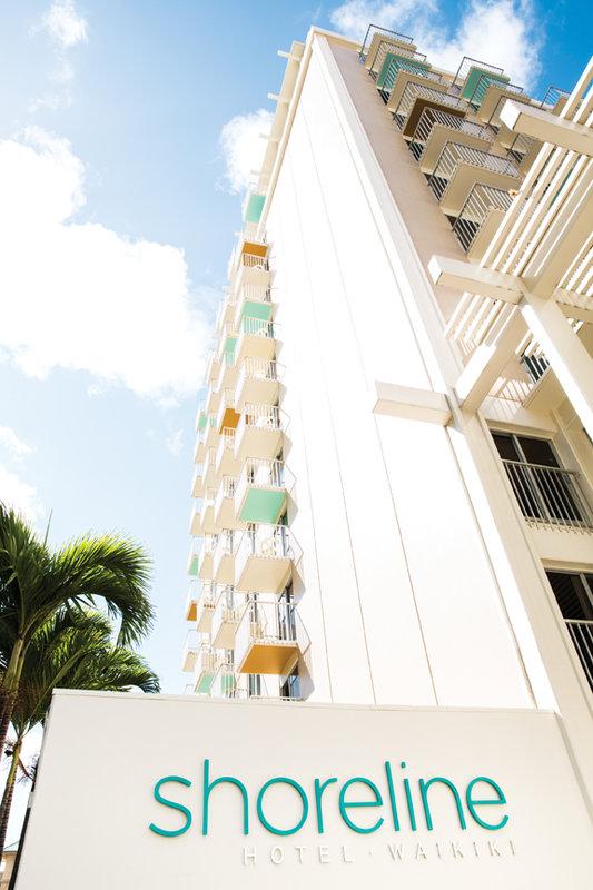 Shoreline Hotel