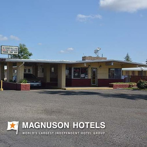 American Inn Express Red Bluff