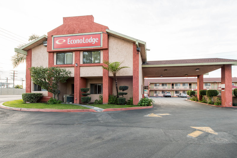 Econo Lodge Anaheim North