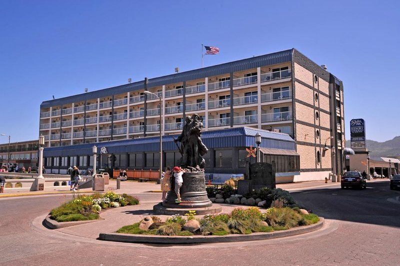 Shilo Inn Suites Oceanfront Hotel Seaside
