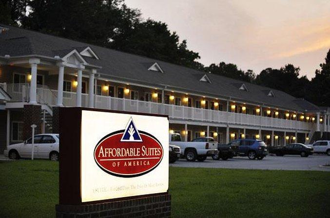 Affordable Suites Fredericksburg