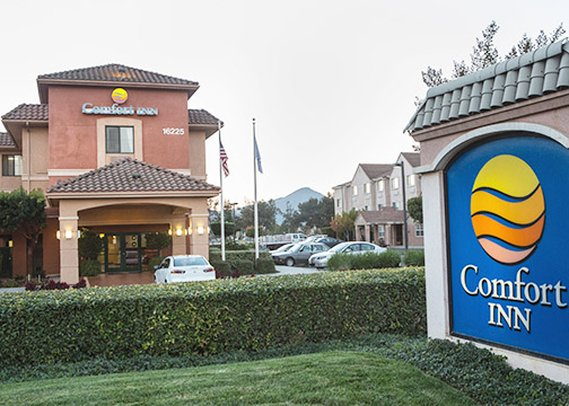 Comfort Inn Morgan Hill