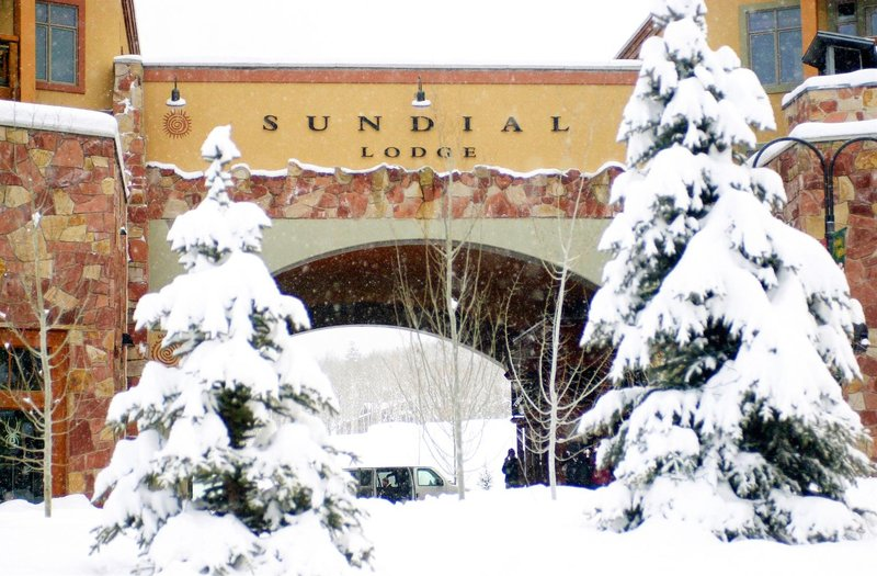 The Sundial Lodge