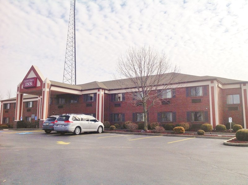 Country Hearth Inns And Suites Shelbyville