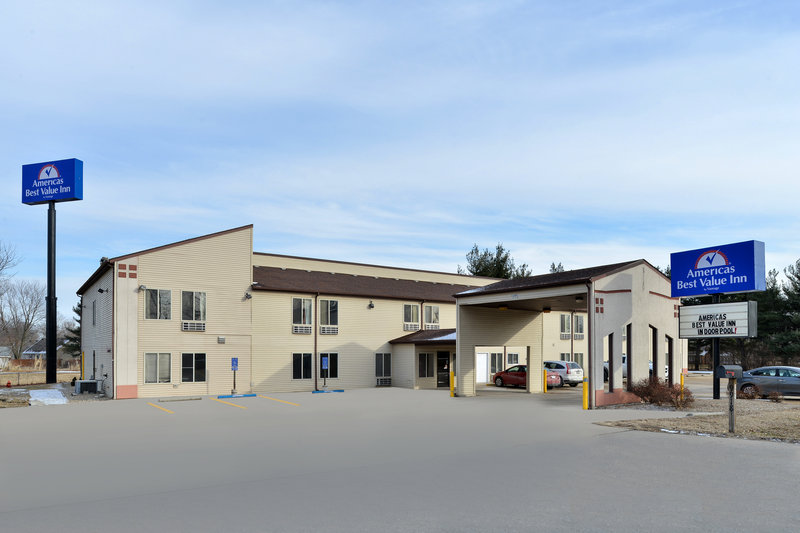Americas Best Value Inn Beardstown