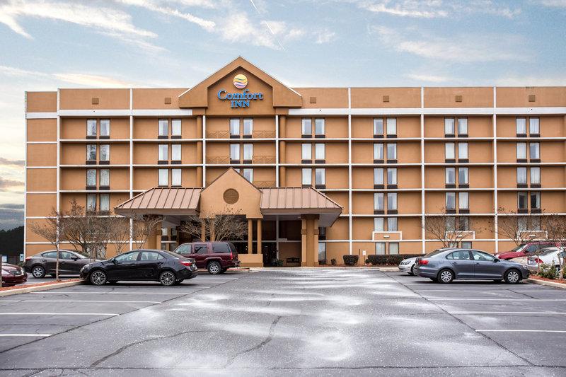 Comfort Inn Executive Park