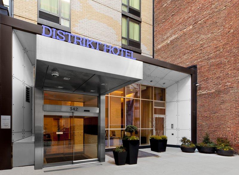 Distrikt Hotel New York City, An Ascend Hotel Collection Member