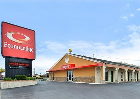 Econo Lodge Bowling Green