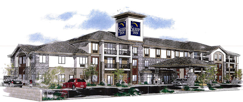 Sleep Inn & Suites Page
