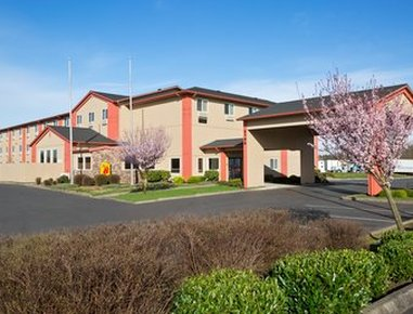 Super 8 Bellingham Airport/Ferndale