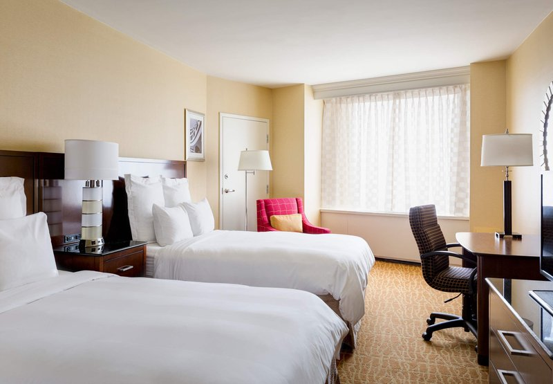 Crystal City Marriott At Reagan National Airport
