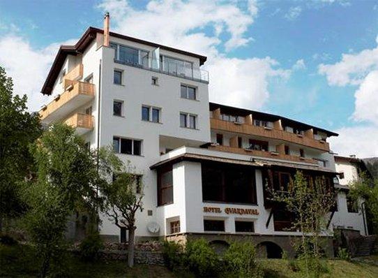 St anton am arlberg for Boutique hotel tyrol