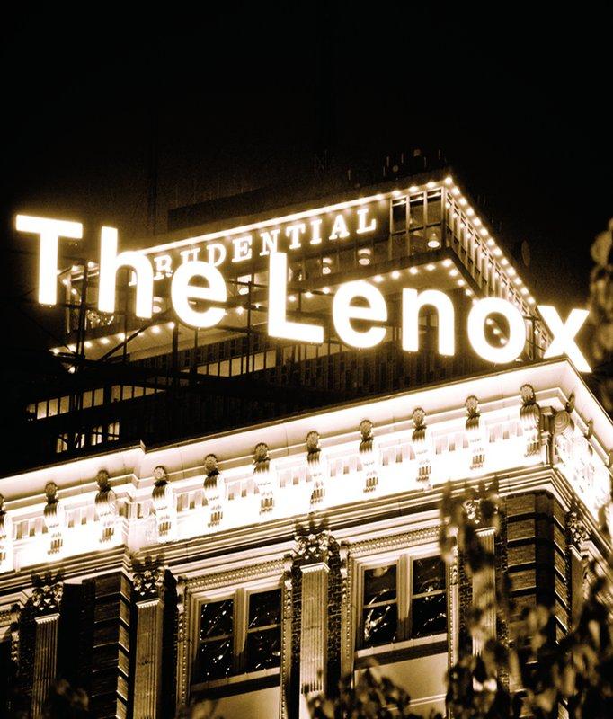 Lenox Hotel Back Bay Copley