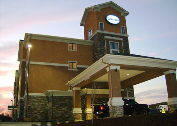 Suburban Extended Stay Hotel Longview