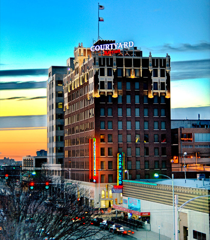 Courtyard Amarillo Downtown