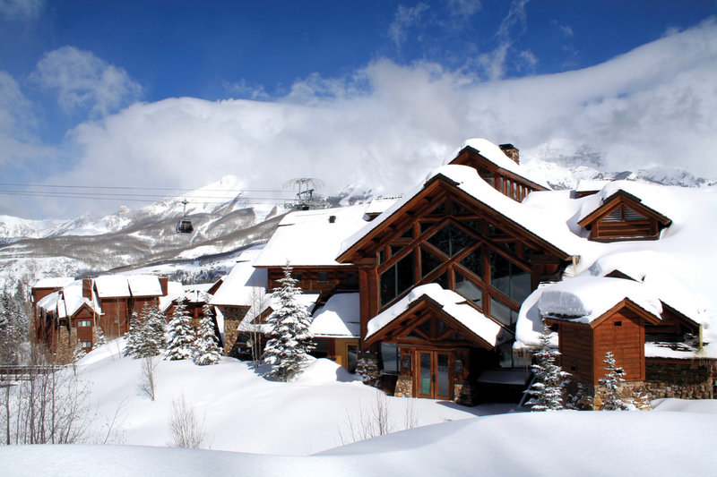 Mountain Lodge At Telluride A Noble House Resort