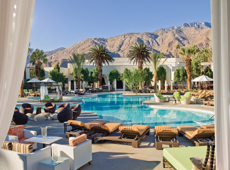 Riviera Palm Springs A Noble House Resort