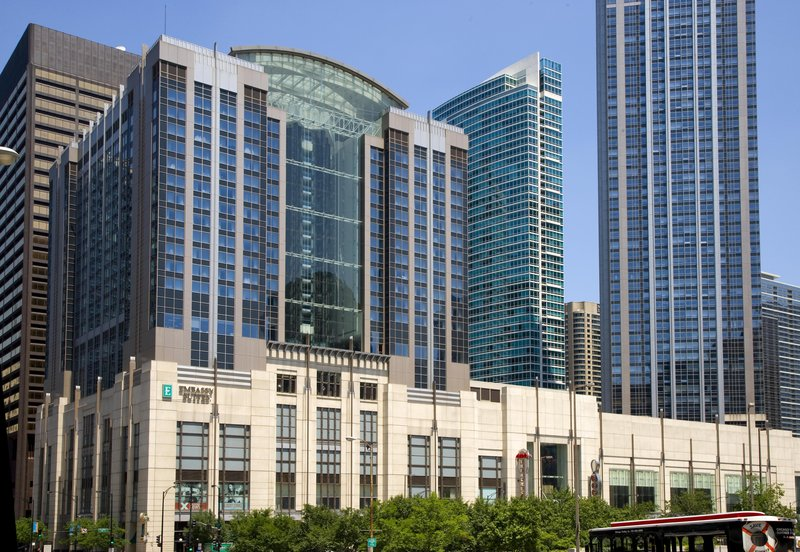 Embassy Suites Chicago  DowntownLakefront