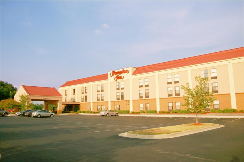 Hampton Inn Greensboro East - McLeansville