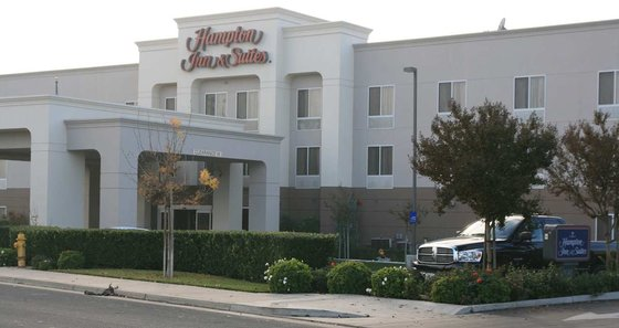 Hampton Inn  Suites Stockton