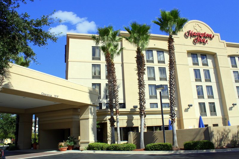 Hampton Inn Jacksonville-Downtown-I-95 FL