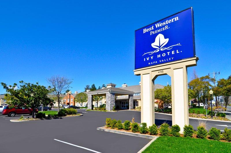 BEST WESTERN PREMIER Ivy Hotel Napa