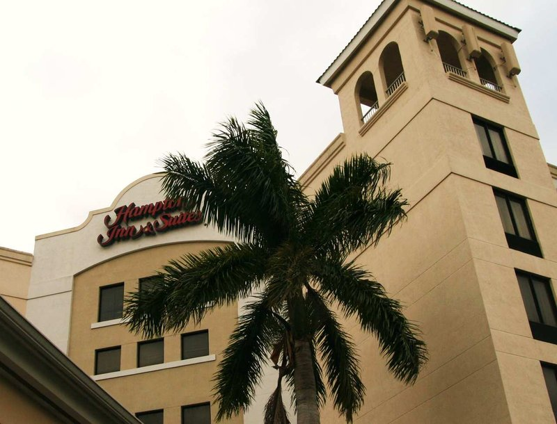 Hampton Inn - Suites Miami-Doral-Dolphin Mall FL