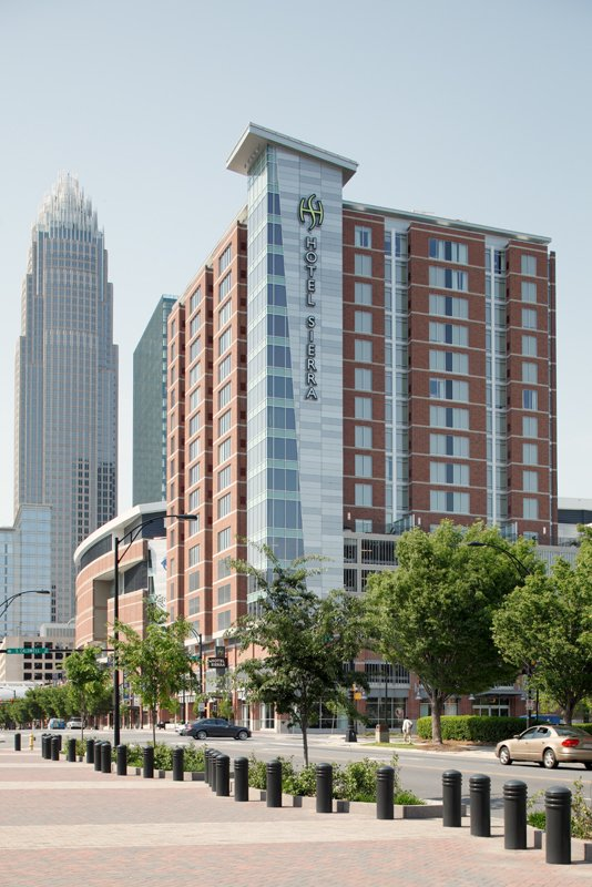 HYATT House Charlotte Center City