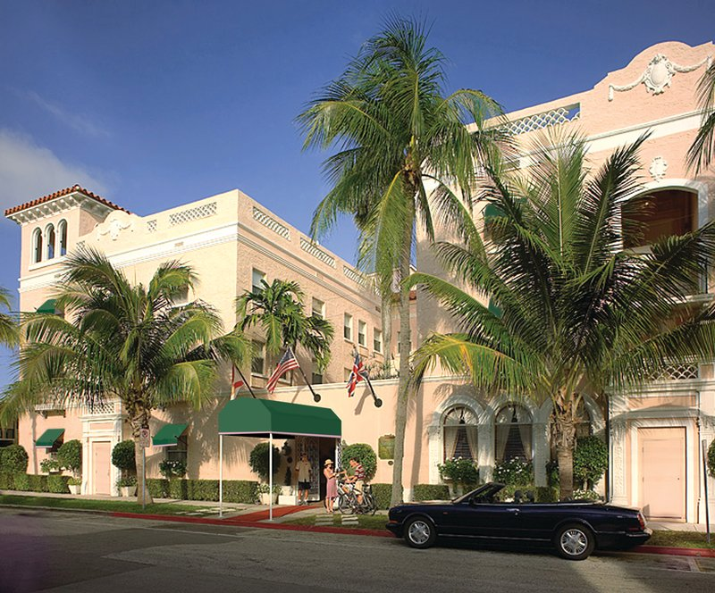 Chesterfield Hotel Palm Beach