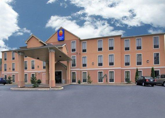 Comfort Inn Mifflinville - Bloomsburg