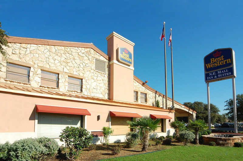 BEST WESTERN N.E. Mall Inn & Suites